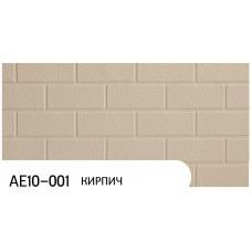 Фасадные панели AE10-001 Кирпич