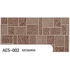 Фасадные панели AE5-002 Мозаика