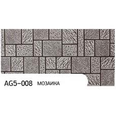 Фасадные панели AG5-008 Мозаика