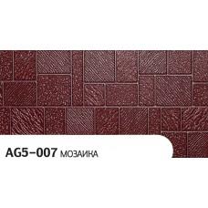 Фасадные панели AG5-007 Мозаика