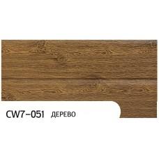 Фасадные панели CW7-051 Дерево
