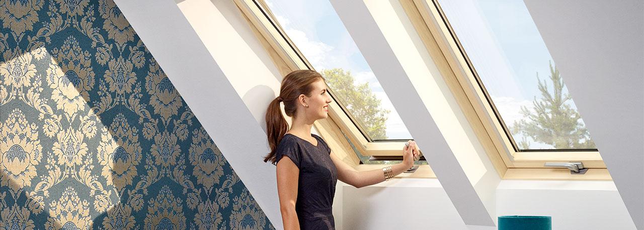 Мансардные окна Velux Optima комфорт GLR 3073BIS